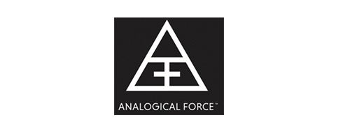 analogical force logo - shinra - sensibilites melodiques